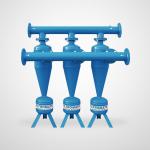 Equipos hidrociclones metálicos